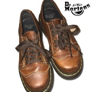 Dr. Martens 8651 Eye Lace to Toe Shoe